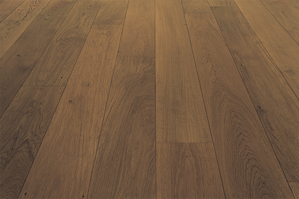 An image of a nice dark wood floor
